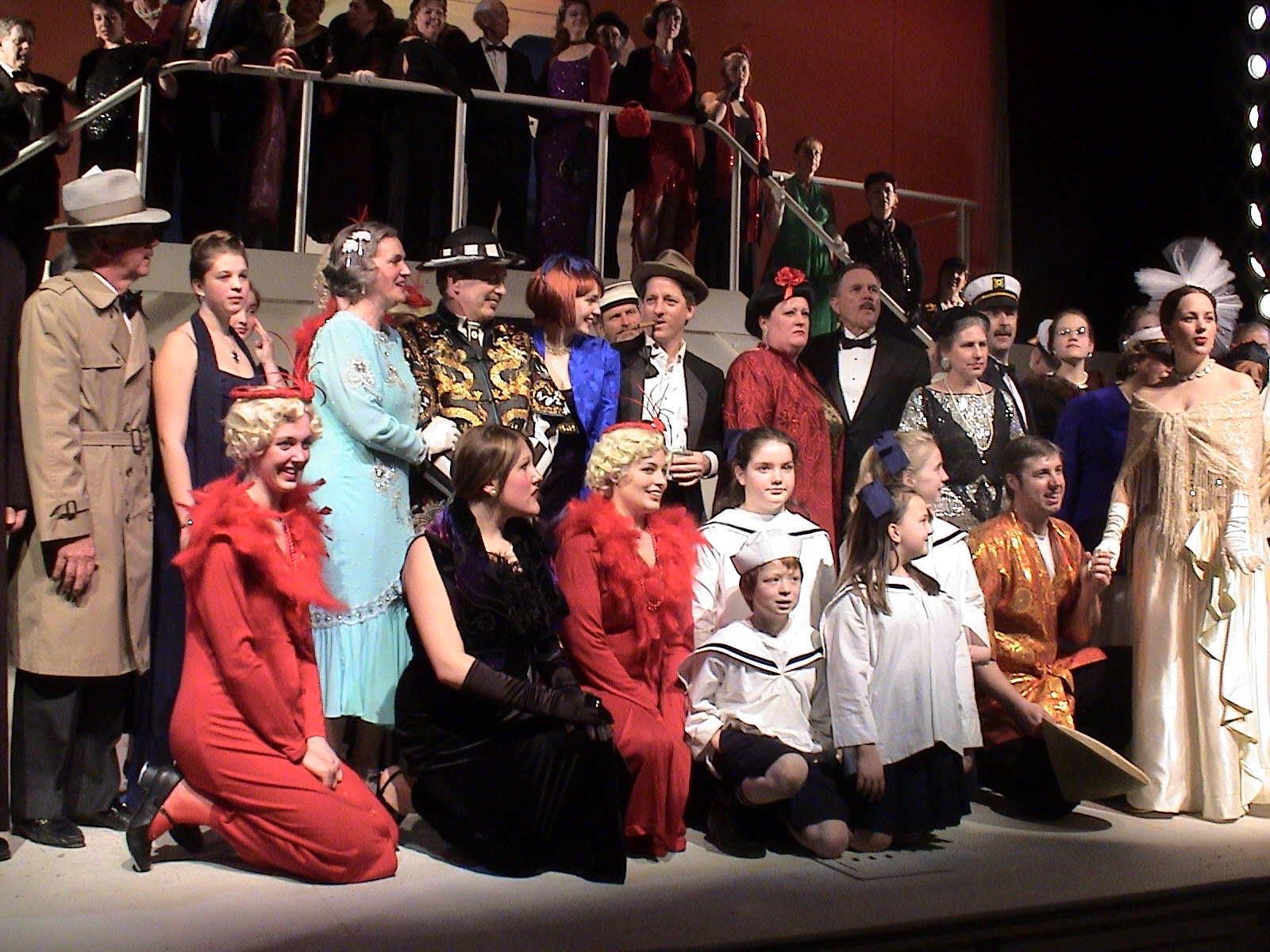 Anything Goes, 2005