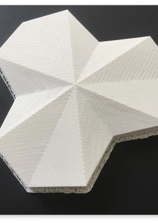 3D nyomtatott forma
