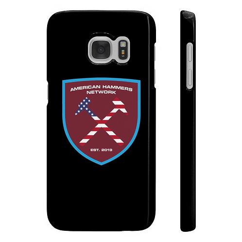 American Hammers Network Slim Phone Cases