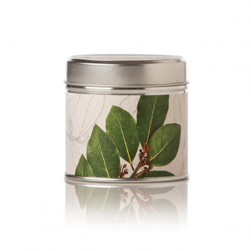 Bay Garland Soy Candle