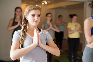 Teen Yoga with Ann Biese