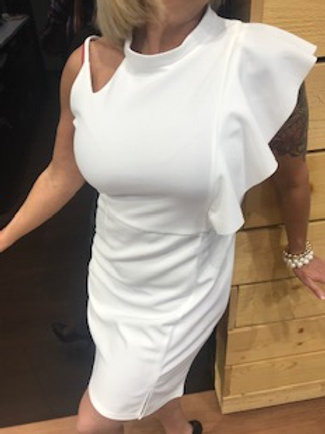 Robe Molly Bracken Off white