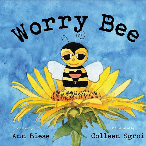 Worry Bee Book