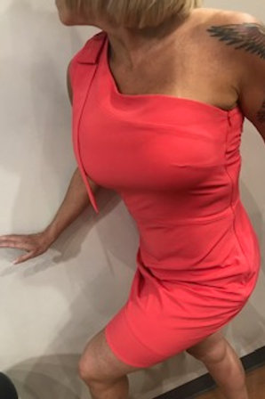 Robe Molly Bracken Corail
