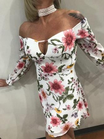 Robe Guess Fleurie