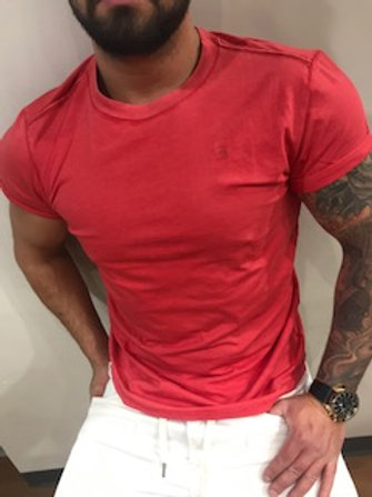 T-Shirt homme rouge  G-StarRaw