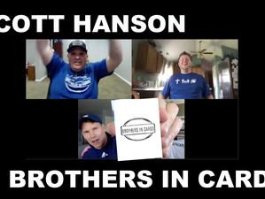 NFL RED ZONE Host Scott Hanson Rips Gold Box!