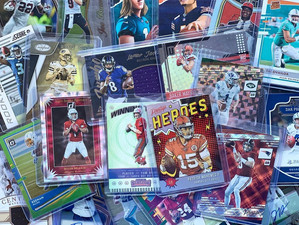 QB Rookies for Auction!