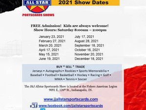 Card Show this Weekend!