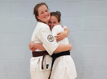 June Gradings 2019