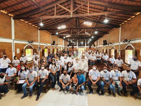 Fazenda da Paz realiza graduação de mais um grupo de assistidos