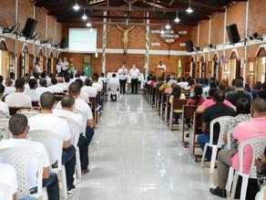Acolhidos da Fazenda da Paz concluem tratamento terapêuticoneste domingo (19/09)