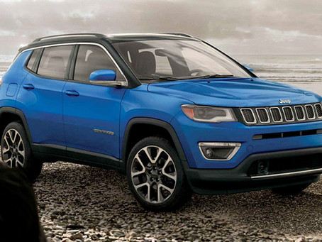 The Inside Scoop on the 2020 Jeep Compass in Excelsior Springs, MO