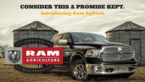 Heartland CDJR Achieves Specialized Ram Agriculture Truck Dealer Status to Better Serve Area Farmers