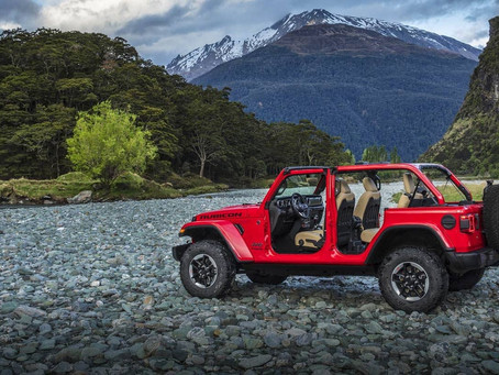 Looking to take your Jeep® Wrangler off-road?