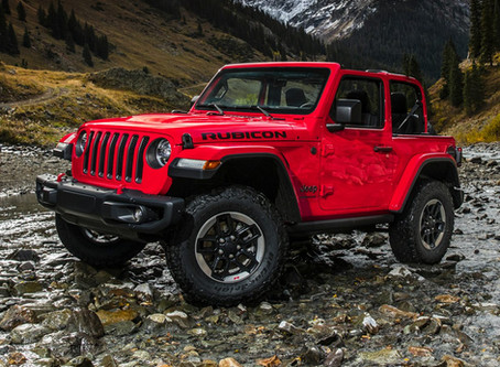 What We Know So Far About the 2020 Jeep Wrangler