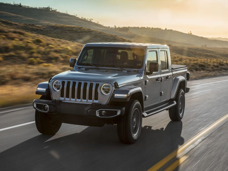 Our Full Review of the 2020 Jeep Gladiator