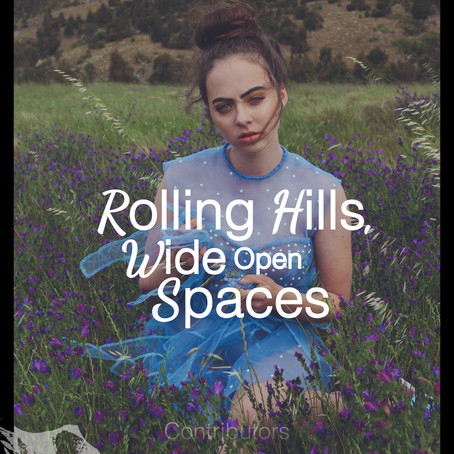 Rolling Hills, Wide Open Spaces
