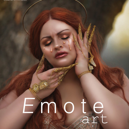 The Launch of Emote Art V1.1
