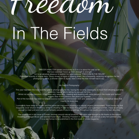 Freedom in the Fields
