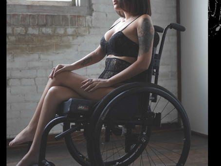 Crystal Cantu has Limb Girdle Muscular Dystrophy & she is on a mission to share a positive story
