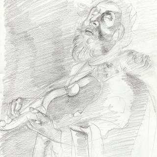 Transcription of Blind Homer by Mattia Preti