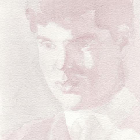 Jonathan as Gilbert