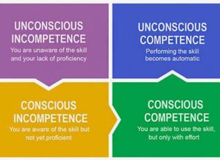배움의 네 가지 단계