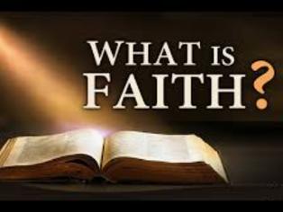 믿음이란 무엇입니까? What is faith?