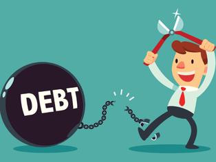나는 빚이 없습니다