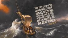 인생의 고난, 하나님의 해결