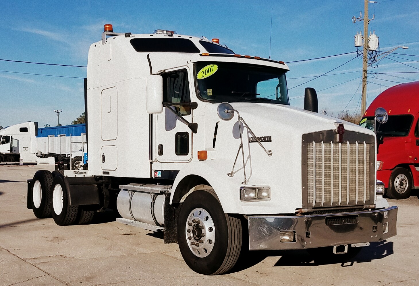 177564 kenworth right front