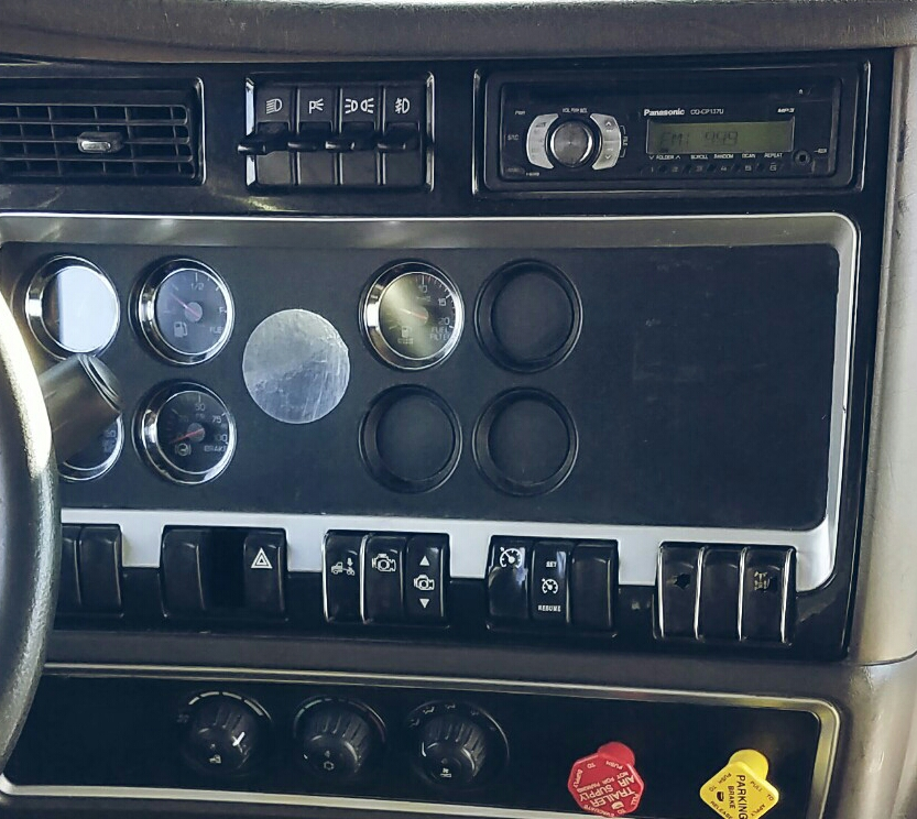 177564 kenworth buttons