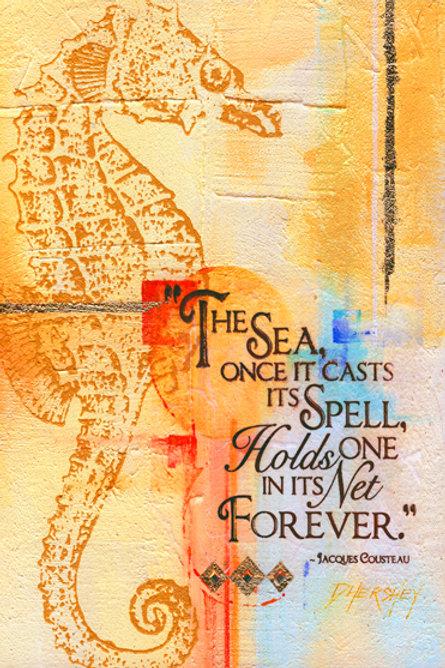 #201-The Sea