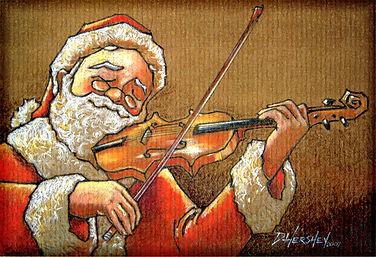 #144-Santa Fiddler Art.jpg