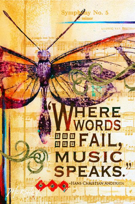 #192-Music Speaks