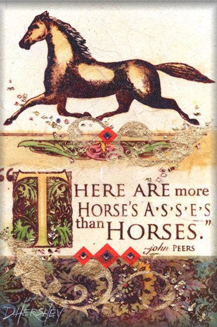 #104-Horses Ass