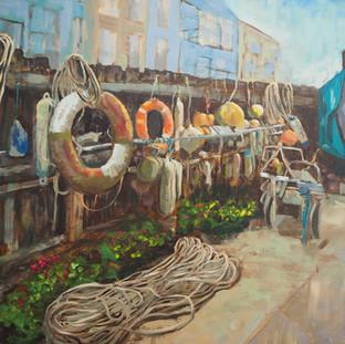 The Old Boatyard, Brightlingsea