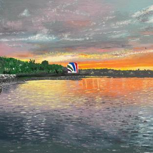Marina Bay Sunset