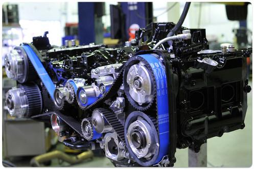 04-07 EJ20/EJ25 Turbo Engines w/o Timing Components