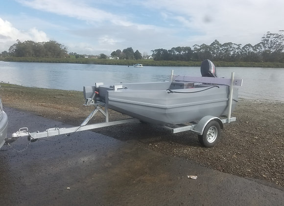 Complete Boat (With Outboard-30Hp)