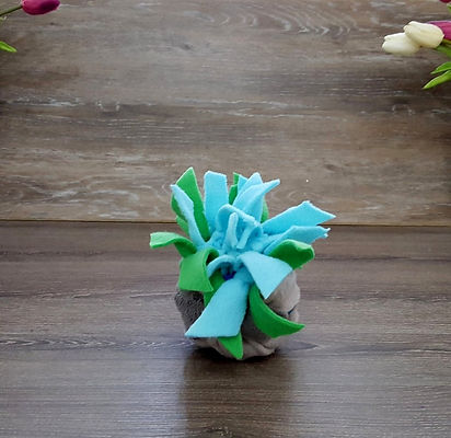 Designer Houseplant Snuffle Dog Toy