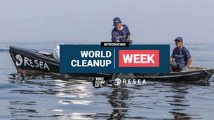 Introducing: World Cleanup WEEK
