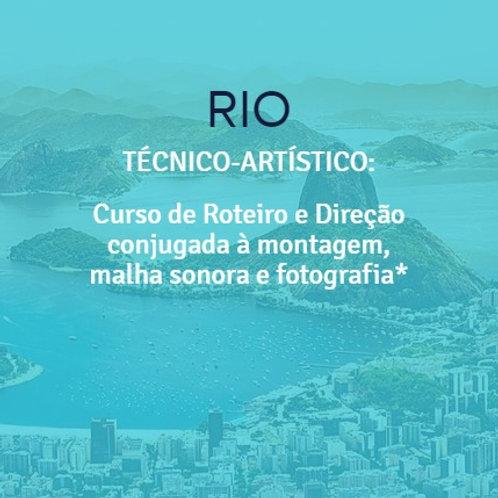 RIO - ARTÍSTICO EM AUDIOVISUAL