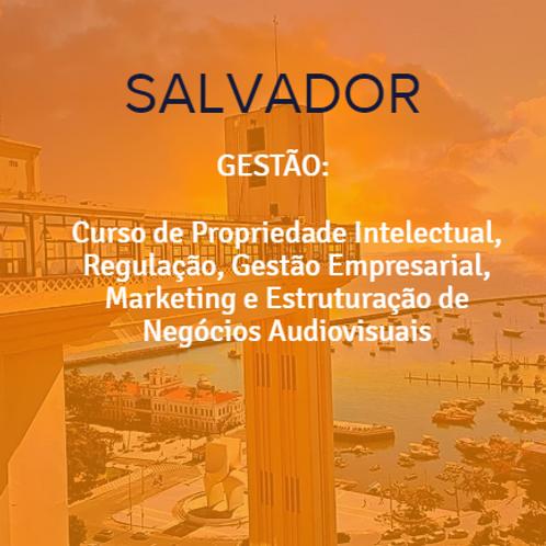 SALVADOR - GESTÃO EM AUDIOVISUAL