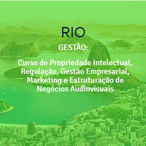 RIO - GESTÃO EM AUDIOVISUAL