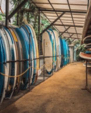Surfboard rental Costa Rica