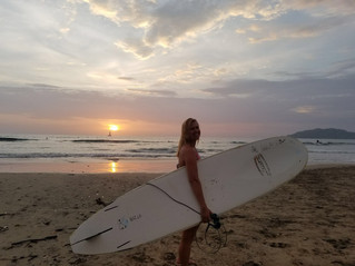 My Costa Rican Surf Experiment: Part II