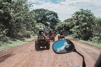 ATV tour Tamarindo Costa Rica