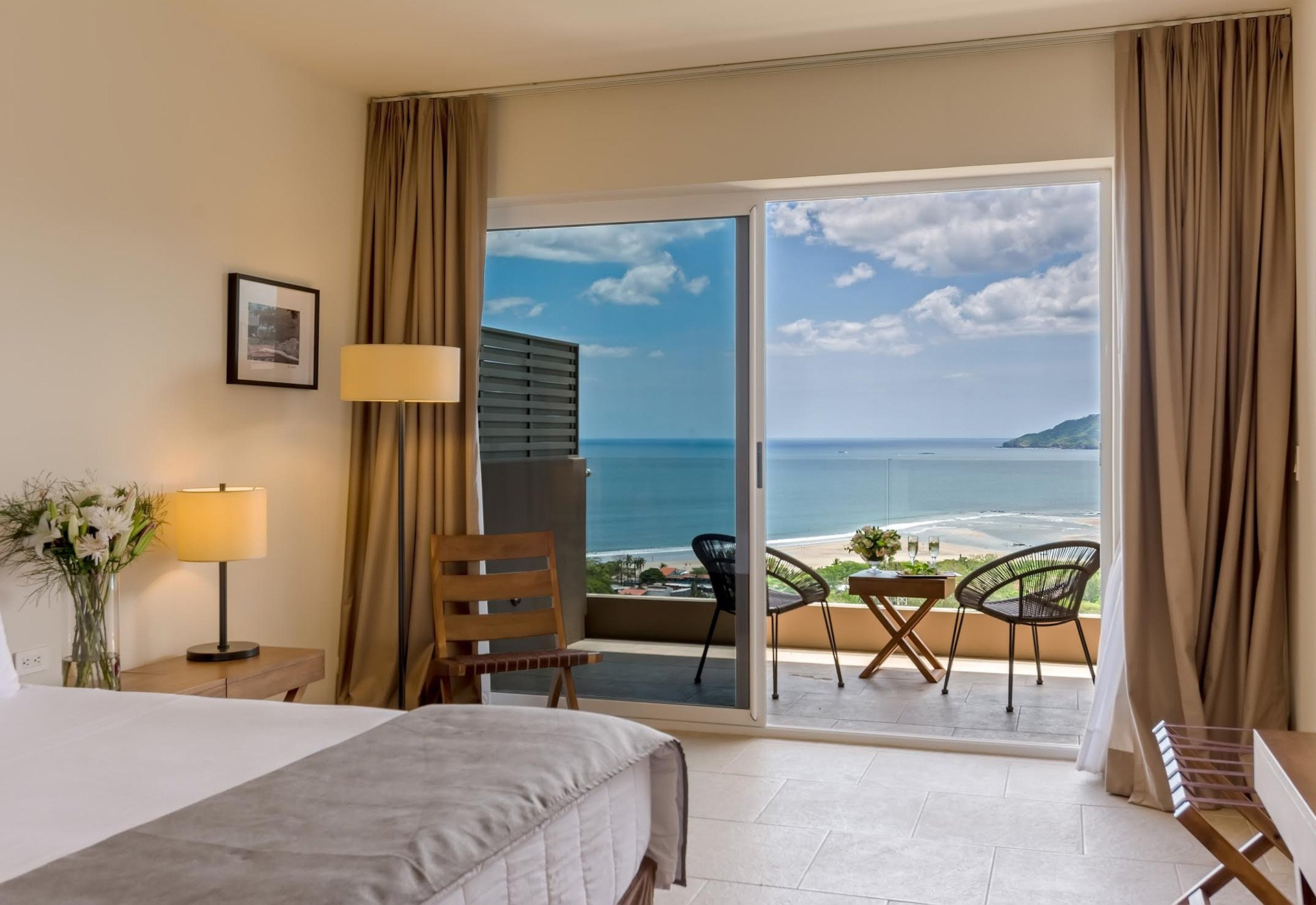 Tamarindo Wyndham Ocean view room